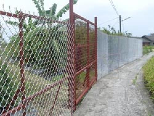 網式圍籬-臨時性
