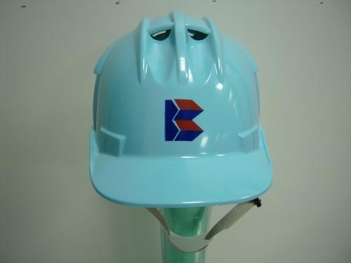 勞研所通風帽-ABS藍-正面