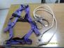 全身式安全帶-前小D環+大勾1.5M單繩+拉力勾